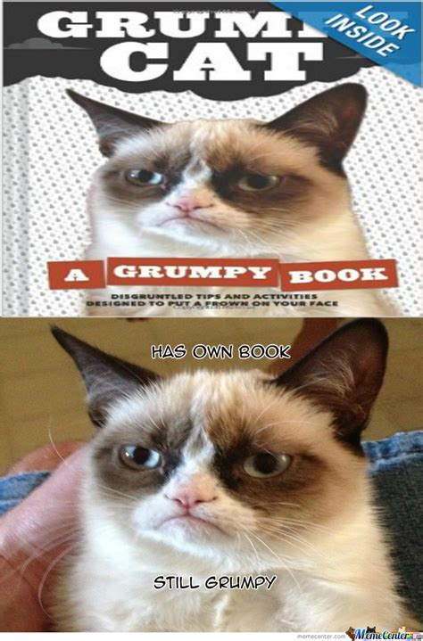 Grumpy Cat Meme Happy - grumpy cat cannot be happy by mrdalekinfinitesw meme center