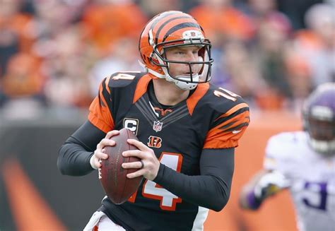 cincinnati bengals andy dalton agree to six year mega deal story andy dalton signs 115 million contract with bengals