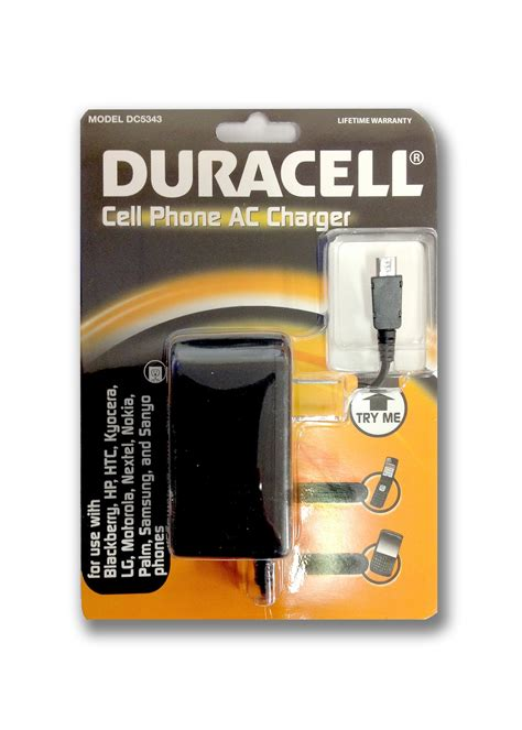duracell cell phone charger duracell cell phone ac charger for micro usb phones and