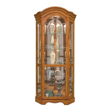 philip reinisch co barrington corner curio cabinet