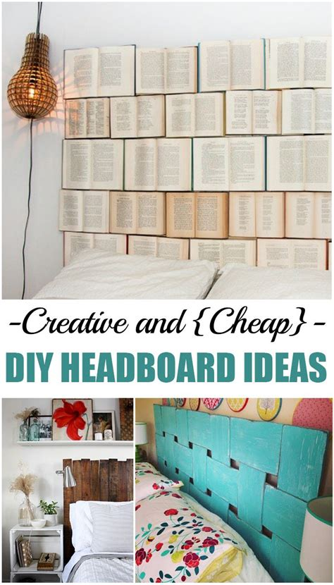 cheap headboard ideas pinterest creative and cheap diy headboard ideas pinterest