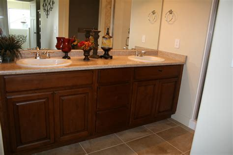 rta bathroom cabinets knotty alder cabinets