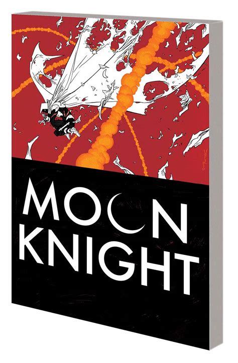 moon knight volume 3 moon knight vol 3 in night fresh comics