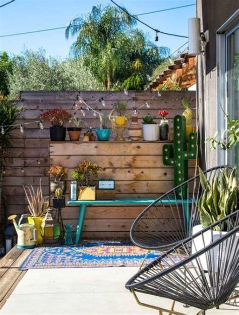 ideas para decorar terrazas vintage terrazas boho chic claves para decorar al estilo boho chic