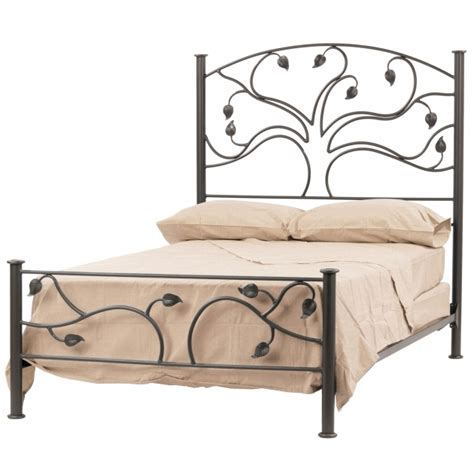 Metal Headboards And Footboards by Low Profile King Metal Bed Frame Headboard Footboard