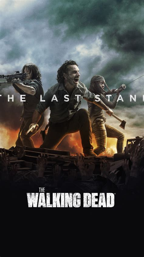 wallpaper android the walking dead the walking dead the last stand season 8 4k wallpapers