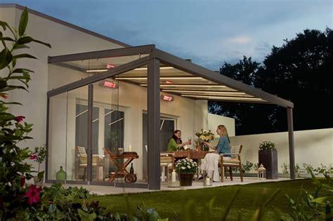 Alu Pavillon Mit Glasdach by Glasdach Terrasse Welche Vorteile Gibt Es
