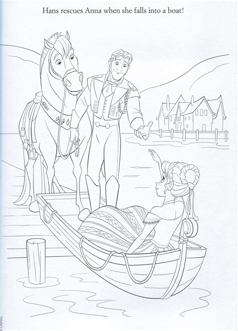 frozen coloring pages booklet frozen book cover coloring pages