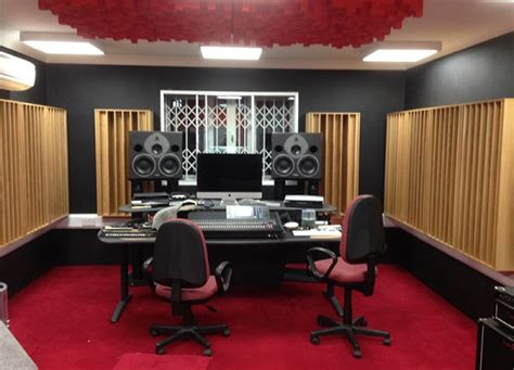 Studio Home Design Gallarate | music studio design amadeus