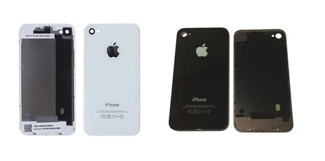 Sparepart Iphone iphone 4 4s back glass housing spare end 4 27 2018 4 42 pm
