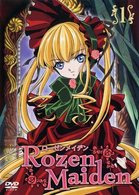 rozen maiden rozen maiden dvd rozen maiden photo 7009879 fanpop