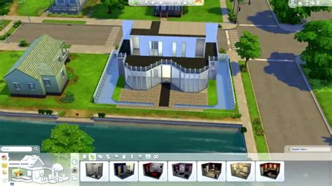 sims 3 haus bauplan sims 4 haus bauen 2 modern luxury home
