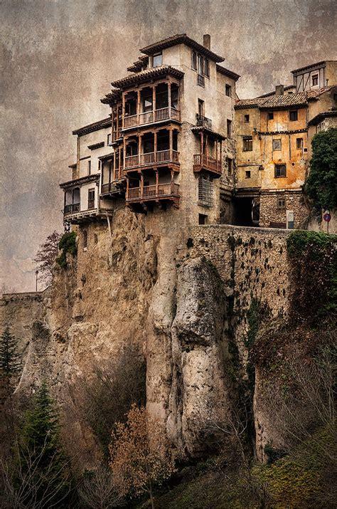 casas colgantes en cuenca cuadro vertical casas colgadas de cuenca n 186 01