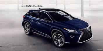 Lexus Xom 2017 Lexus Rx Luxury Crossover Lexus