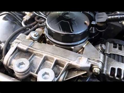 n54 oil filter housing gasket how to replace the oil filter housing gasket and the oil cooler gasket on a 2007 2010
