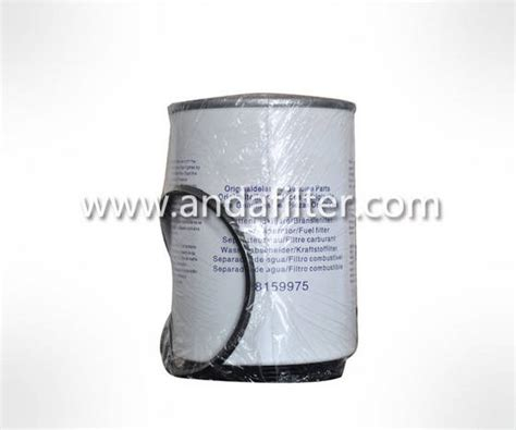 Hengst Fuel Water Separator Filter 8159975 98h090wk30 shandong anda auto parts co limited air filter fuel