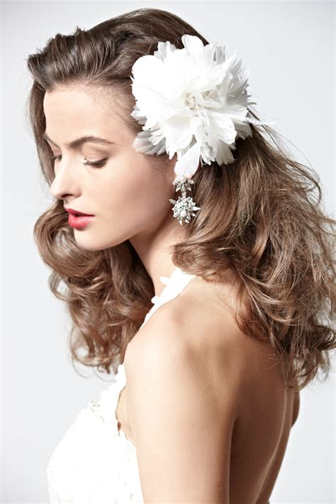 pin up hairstyles for weddings 9 wedding hairstyles to say i do weddinglovely blog