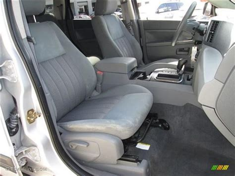 2006 jeep grand replacement seats 2006 jeep grand laredo front seat photo 82530056
