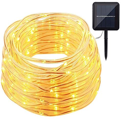 top 5 best solar rope lights outdoor for sale 2016