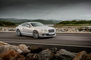 Bentley Coupe 2015 2015 Bentley Continental Gt Speed Coupe Front Three