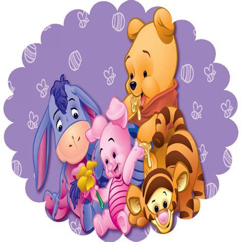 imagenes de winnie pooh bebe en movimiento imagenes de winnie de pooh bebe para imprimir topper o