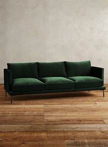 green stockholm sofa a guide to green sofas 20 stylish options apartment therapy