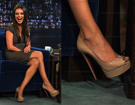 celebrity feet heels louboutin only high heels