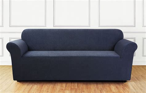 Surefit Sofa Cover by Surefit Stretch Chenille Form Fitting Sofa Cover