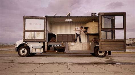 pizza food truck design the ultimate food truck a pizza joint on wheels