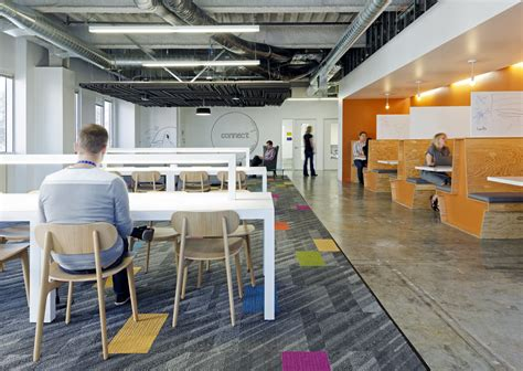 Facebook Office Design by Inside Facebook S Menlo Park Headquarters Office Snapshots