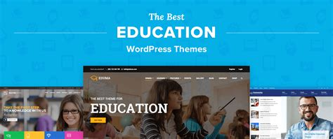 themes on education top 5 best education wordpress themes for schools college