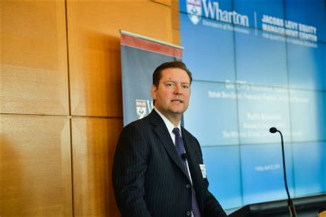 Academic Advisors Wharton Mba by 2014 Conference Levy Center