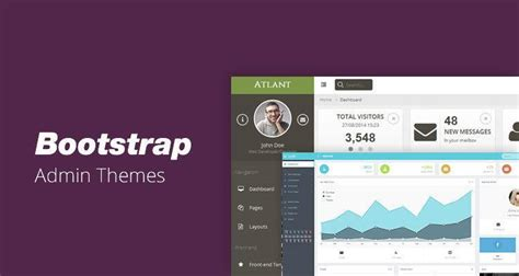 bootstrap themes net 28 best bootstrap admin themes that actually add value