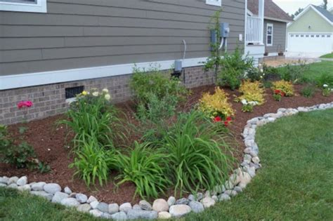 Garden Borders And Edging Ideas Landscape Edging Ideas Around Trees Inexpensive Landscape Edging Ideas Interior Design