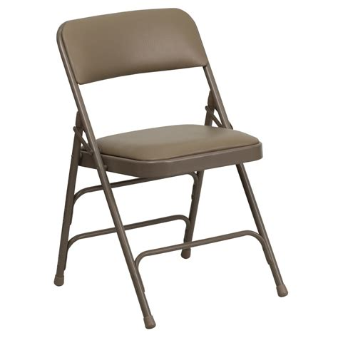 Steel Folding Chair by Trident Furniture Steel Commercial Folding Chair