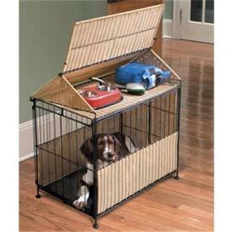 Crates That Look Like Furniture by 59 Best Images About Kennels On For Dogs