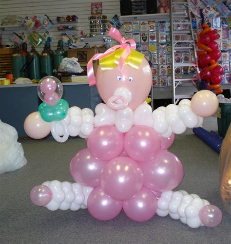 baby shower balloon ideas from prasdnikov stylish eve