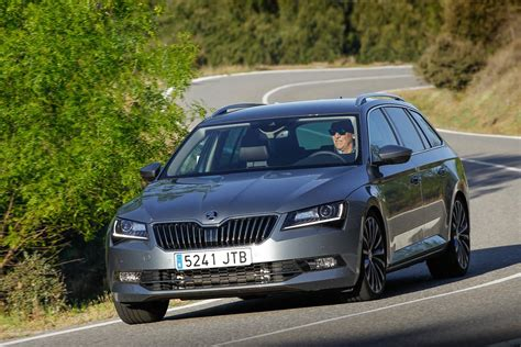 skoda superb laurin skoda superb combi 4x4 2 0 tdi 190 cv dsg laurin klement
