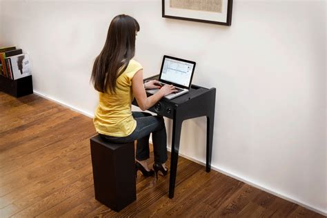 Compact Multimedia Laptop Desk With Built In Speakers Laptop Desk With Speakers