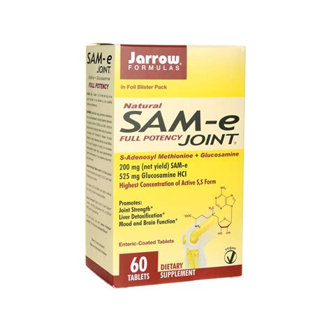 Sam E Liver Detox by Same Joint 60 Tabs