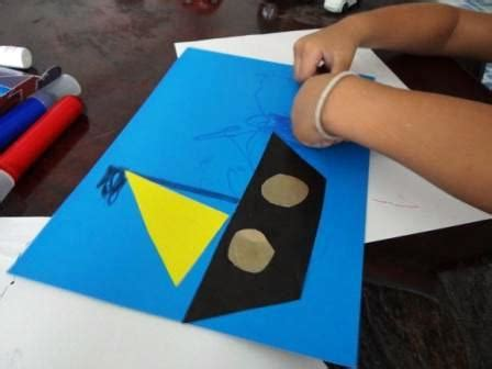 Craft With Coloured Paper - crafts with colored paper crafts for