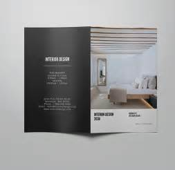 interior design templates interior design brochure template 20 in vector