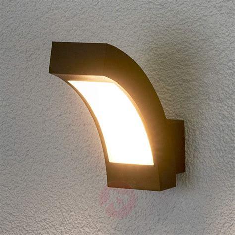 lennik led exterior wall l ip54 lights co uk