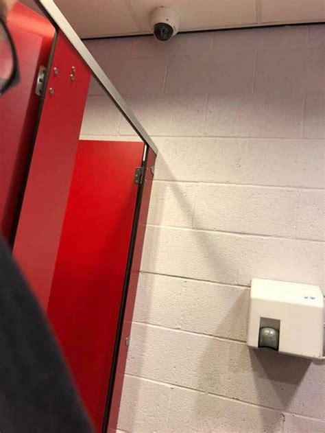 school bathroom camera cctv cameras installed in summerhill school toilets