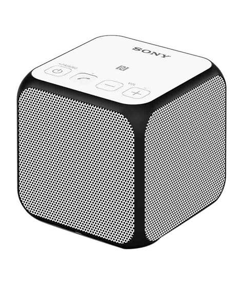 Sony Ultra Portable Bluetooth Speaker Srs X11 sony srs x11 ultra portable bluetooth speaker white buy sony srs x11 ultra portable