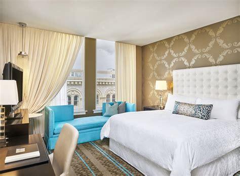 room portland luxury hotel room in portland explore deluxe room the nines hotel