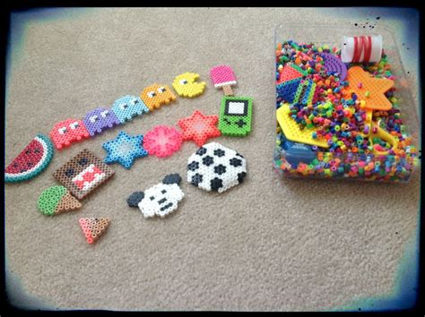 what to do with perler bead creations perler bead creations espa 241 ol