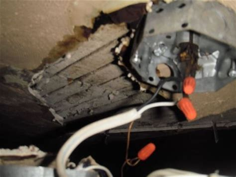 Knob And Wiring Problems by Chatham Home Inspectors Health And Safety Issues