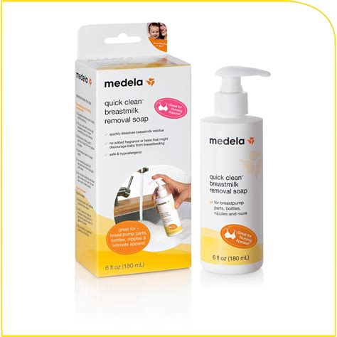 U Breast Soap 2 medela clean breastmilk removal soap 6 ounce ca baby