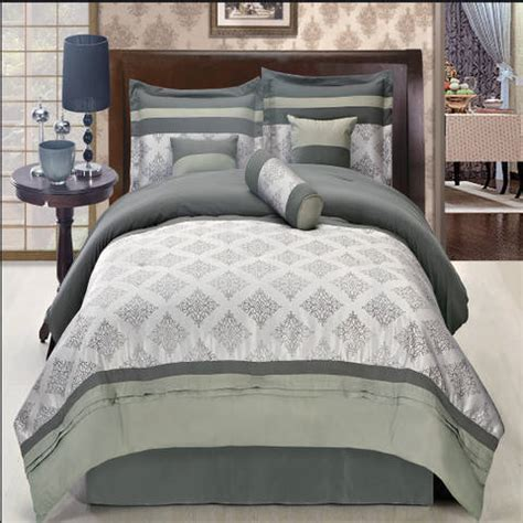 Thomasville Bedding by Nature Inspired 7 Thomasville Size Comforter Set
